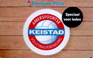 Domino's pizza-pas